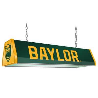 Baylor Bears 38 inch Standard Pool Table Light-Baylor | Grimm Industries |BA-310-01