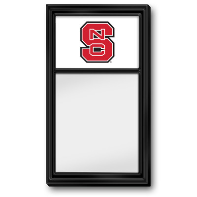 NC State Wolfpack Team Board Whiteboard-Primary Logo | Grimm Industries |NC-610-01