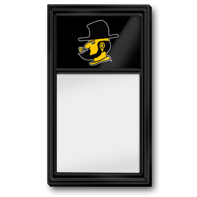 Appalachian State Mountaineers Team Board Whiteboard-Secondary Logo | Grimm Industries |AP-610-02