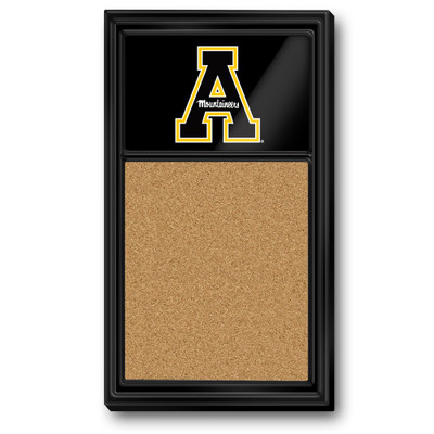 Appalachian State Mountaineers Team Board Corkboard-Primary Logo | Grimm Industries |AP-640-01