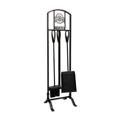 Ohio State Buckeyes Fireplace Tool Set | Imperial | 737-3015