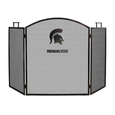 Michigan State Spartans Fireplace Screen | Imperial International | 736-3016