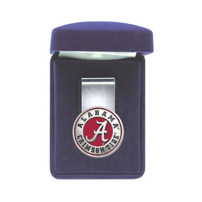 Alabama Crimson Tide Money Clip | Heritage Pewter | MC10308ER