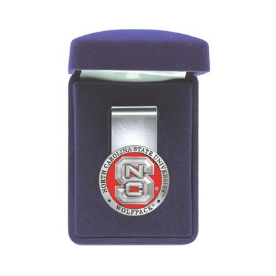 Nebraska Huskers Money Clip | Heritage Pewter |MC10384ER