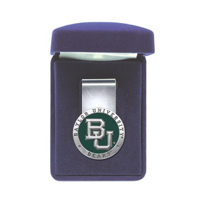 Baylor Bears Money Clip | Heritage Pewter |MC10316EG
