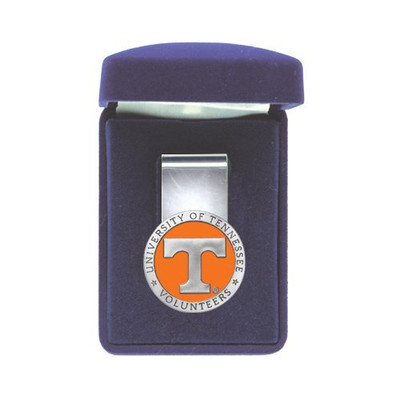 Tennessee Volunteers Money Clip | Heritage Pewter | MC10115EO