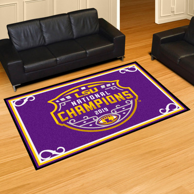 LSU Tigers Area Rug 5' x 8' | Fanmats | 24267