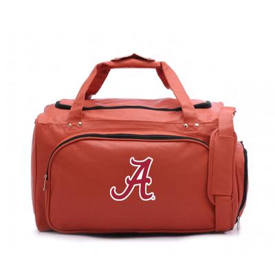 Alabama Crimson Tide Basketball Duffel Bag   Zumersport   aladuf