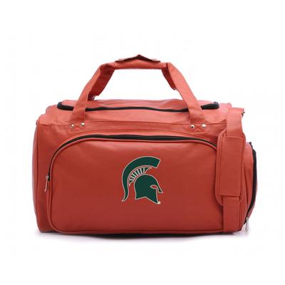 Michigan State Spartans Basketball Duffel Bag | Zumer Sport | msuduf