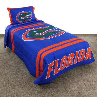 Florida Gators Reversible Comforter Set | College Covers | FLONPCM