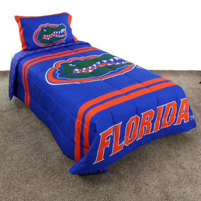 Florida Gators Reversible Comforter Set | College Covers | FLONPCM