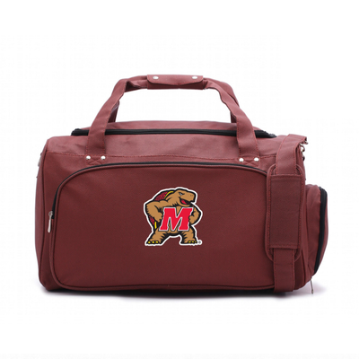 Maryland Terrapins Football Duffel Bag | Zumer Sports | maryfblduf