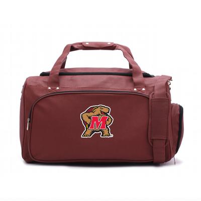 Maryland Terrapins Football Duffel Bag | Zumer Sports | maryfblduf