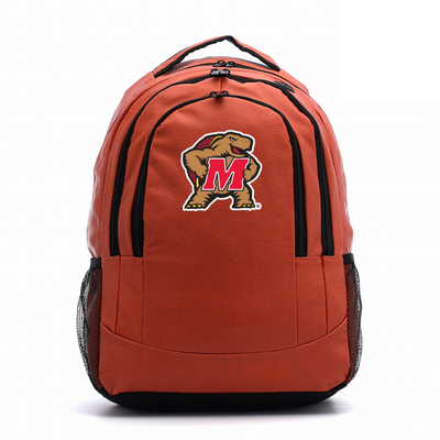 Maryland Terrapins Basketball Backpack | Zumersport | marybsktbp