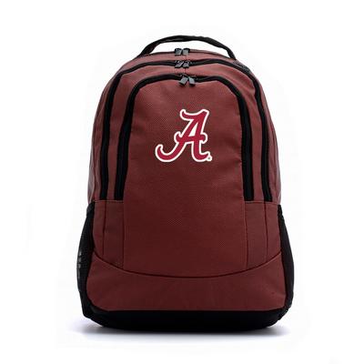 Alabama Crimson Tide Football Backpack | Zumersport | alaftblbp