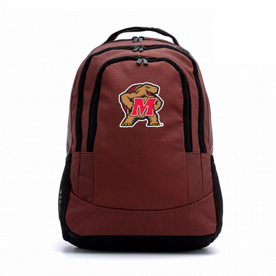 Maryland Terrapins Football Backpack | Zumersport | maryftblbp