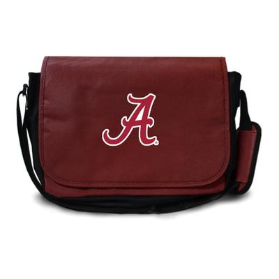 Alabama Crimson Tide Football Messenger Bag | Zumersport | alafblmes