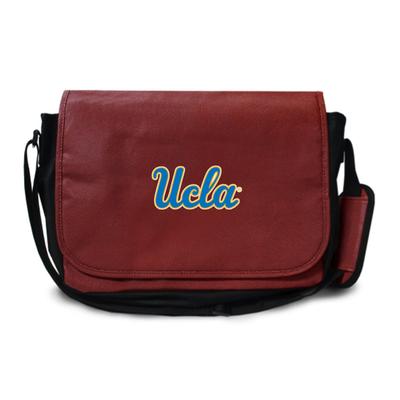 UCLA Bruins Football Messenger Bag | Zumer Sport | uclafblmes