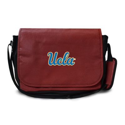 UCLA Bruins Football Messenger Bag | Zumer Sport | uclafblmes