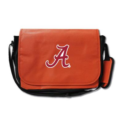 Alabama Crimson Tide Basketball Messenger Bag | Zumer sport | alabskblmes