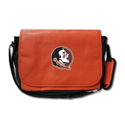 FSU Seminoles Basketball Messenger Bag | Zumer Sport | fsubskblmes