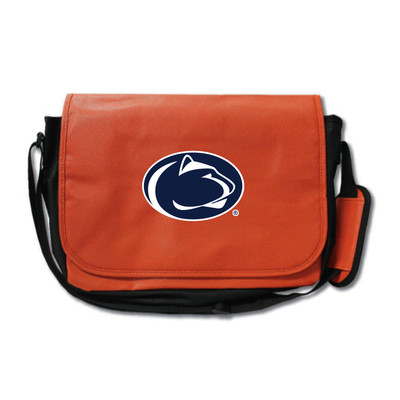 Penn State University Basketball Messenger Bag | Zumer Sport | psubskblmes