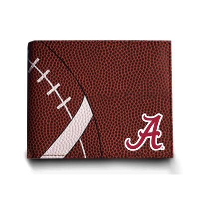 Alabama Crimson Tide Football Wallet | Zumer Sport | alaftblwallet
