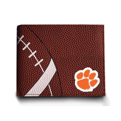 Clemson Tigers Football Wallet | Zumer Sport | clemftblwallet