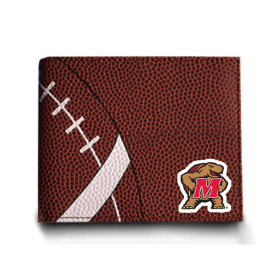 Maryland Terrapins Football Wallet | Zumer Sport | maryftblwallet