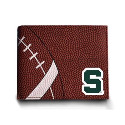 Michigan State Spartans Football Wallet | Zumer Sport | msuftblwallet