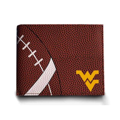 West Virginia Mountaineers Football Wallet | Zumer Sport | wvftblwallet