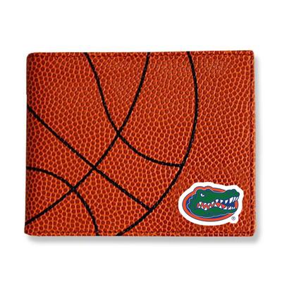 Florida Gators Basketball Wallet | Zumer Sport | flbskblwallet