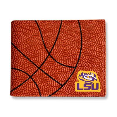 LSU Tigers Basketball Wallet | Zumer Sport | lsubskblwallet