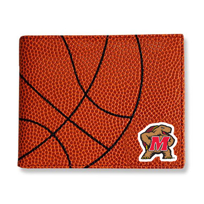 Maryland Terrapins Basketball Wallet | Zumer Sport | marybskblwallet