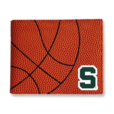 Michigan State Spartans Basketball Wallet | Zumer Sport | msubskblwallet
