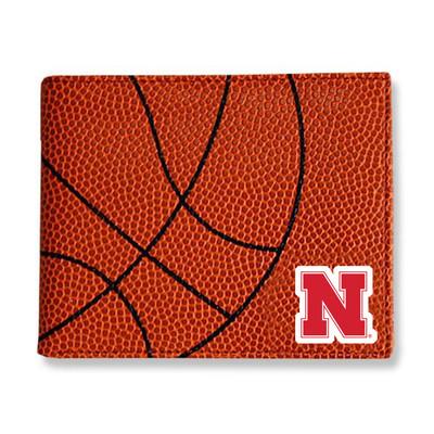 Nebraska Huskers Basketball Wallet | Zumer Sport | nebbskblwallet