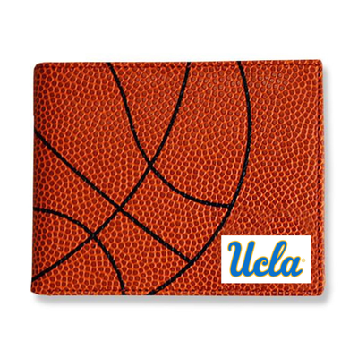 UCLA Bruins Basketball Wallet | Zumer Sport | uclabskblwallet