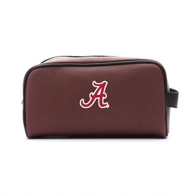 Alabama Crimson Tide Football Toiletry Bag | Zumer Sport | alaftbltlt