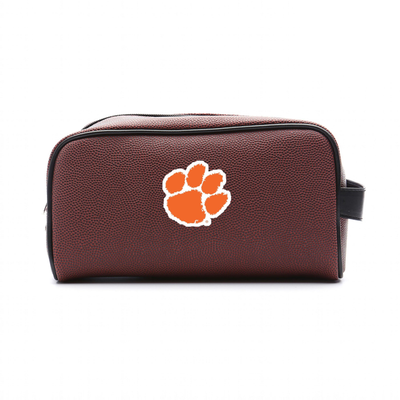 Clemson Tigers Football Toiletry Bag | Zumer Sport | clemftbltlt