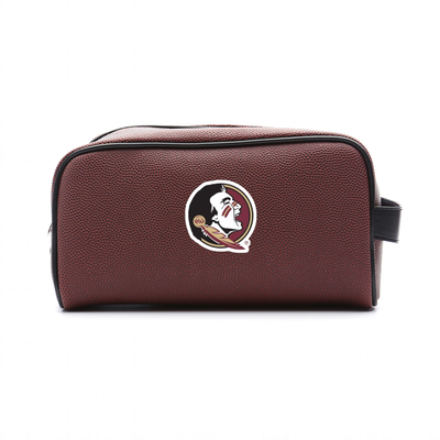 FSU Seminoles Football Toiletry Bag | Zumer Sport | fsuftbltlt