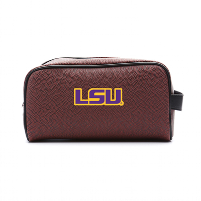 LSU Tigers Football Toiletry Bag | Zumer Sport | lsuftbltlt