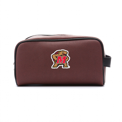 Maryland Terrapins Football Toiletry Bag | Zumer Sport | maryftbltlt