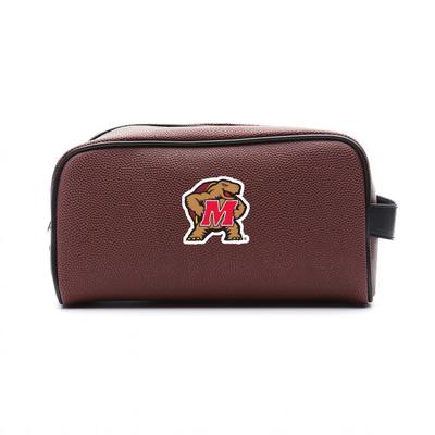 Maryland Terrapins Football Toiletry Bag | Zumer Sport | maryftbltlt