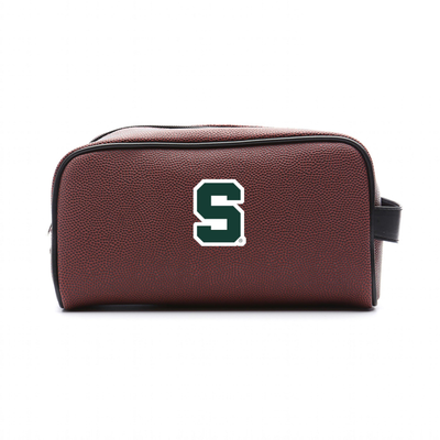 MSU Spartans Football Toiletry Bag | Zumer Sport | msuftbltlt