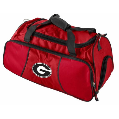 Georgia Bulldogs Gym Bag | Logo Chair | 142-72C