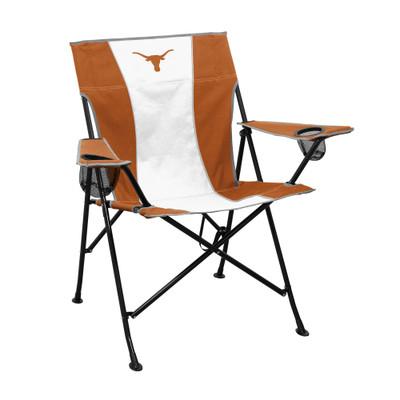 Texas Longhorns Pregame Tailgate Chair | Logo Chair | 218-10P