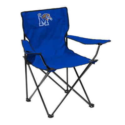 Memphis Tigers Quad Tailgate Chair | Logo Brands | 168-13Q