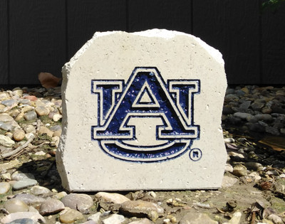 Auburn Tigers Decorative Desk Stone 5.5| Stoneworx | aub8