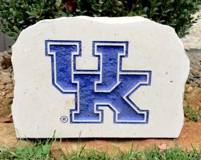 Kentucky Wildcats Decorative Stone Medium  Stoneworx   ken4