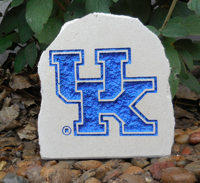 Kentucky Wildcats Decorative Stone UK7| Stoneworx | ken6